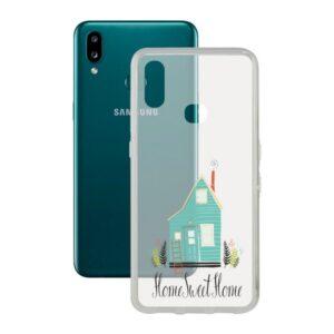 Capa para Telemóvel Samsung Galaxy A10s Contact Flex Home TPU