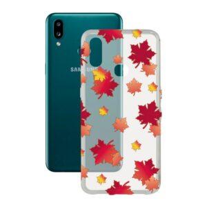 Capa para Telemóvel Samsung Galaxy A10s Contact Flex TPU Outono