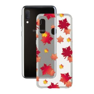 Capa para Telemóvel Samsung Galaxy A20s Contact Flex TPU Outono