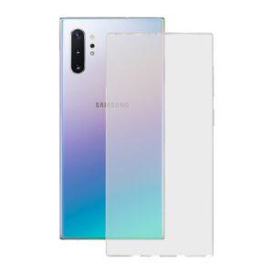 Capa para Telemóvel Samsung Galaxy Note 10 Contact Flex TPU Transparente