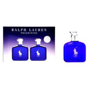 Conjunto de Perfume Homem Polo Blue Ralph Lauren (2 pcs) 40 ml