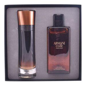 Conjunto de Perfume Homem Code Profumo Armani (2 pcs)