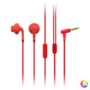 Auriculares com microfone Energy Sistem Style 2+ 3 mW Preto
