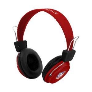 Auscultadores de Diadema Atlético Madrid 720761 Bluetooth Vermelho