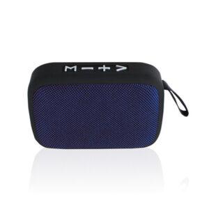 Altifalante Bluetooth KEEP OUT APPSPBT01 3W 400 mAh Preto/Azul