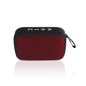 Altifalante Bluetooth KEEP OUT APPSPBT01 3W 400 mAh Preto/Vermelho