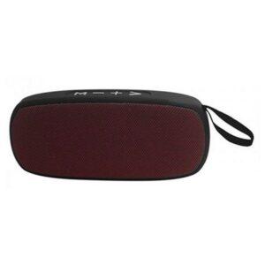 Altifalante Bluetooth approx! APPSPBT02 6W 1200 mAh Preto/Vermelho