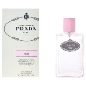 Perfume Mulher Infusion De Rose Prada EDP 100 ml