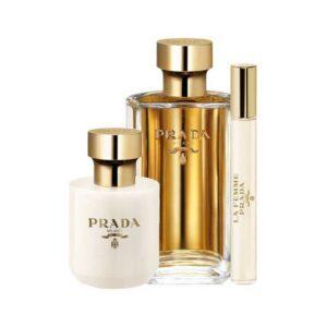 Conjunto de Perfume Mulher La Femme Prada (3 pcs)
