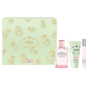 Conjunto de Perfume Mulher Infusion Rose Prada (3 pcs)