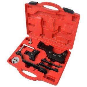 Kit ferramentas sincron. motor diesel 8 pc VAG 2.,5/4,9D/TDI PD - PORTES GRÁTIS