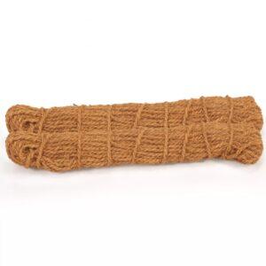 Corda de fibra de coco 10 mm 200 m - PORTES GRÁTIS