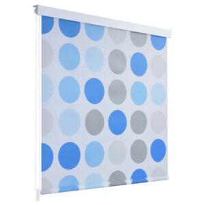 Estore de rolo para o duche 120x240 cm círculos  - PORTES GRÁTIS