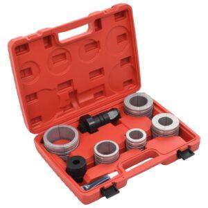 8 pcs kit de expansão do tubo de escape aço carbono e alumínio - PORTES GRÁTIS