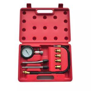 Kit de teste de compressão do motor a gasolina, 9 peças - PORTES GRÁTIS