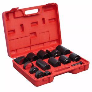 Conjunto adaptador juntas de bolas 14 peças  - PORTES GRÁTIS