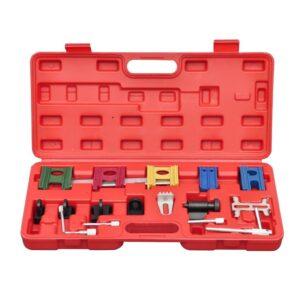 Conjunto 19 ferramentas para bloqueio do motor com timing - PORTES GRÁTIS