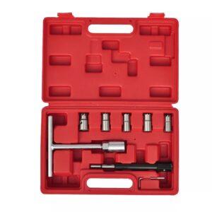 Conjunto cortador de injeção para diesel 7 peças - PORTES GRÁTIS