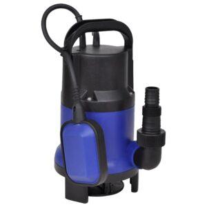 Bomba de jardim submersível para água suja elétrica 400 W - PORTES GRÁTIS
