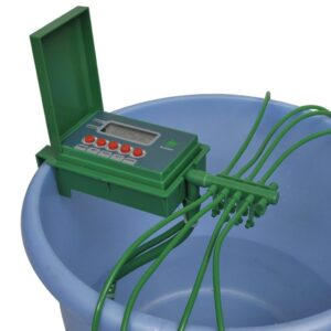 Sistema automático de rega, com aspersor e temporizador - PORTES GRÁTIS