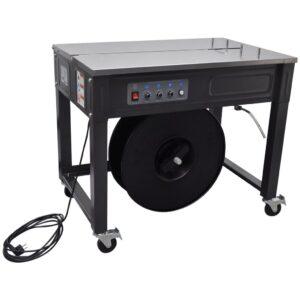 Máquina de cintar plástico semi-automática - PORTES GRÁTIS
