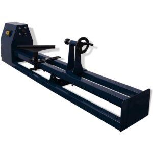Torno para madeira 1000 mm 400 W - PORTES GRÁTIS