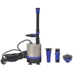Bomba água para fontes 50 W 1750 L/h - PORTES GRÁTIS