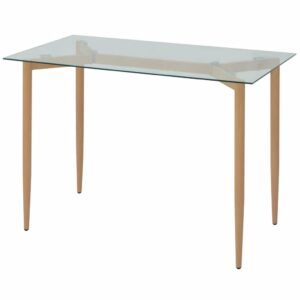 Mesa de jantar 120x70x75 cm - PORTES GRÁTIS