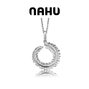 Colar Nahu Prata 925® Nan Laurus