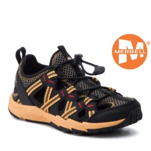 Merrell® Sapatilhas M-Hydro Chp Shan Black | Orange | Tamanho 29