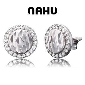 Brincos Prata Nahu® Nae Sofia - S