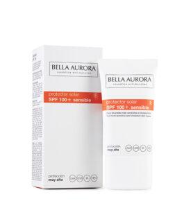 Protetor Solar Sensível Bella Aurora SPF 100+