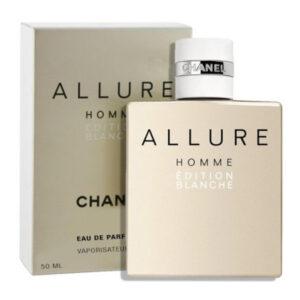 Perfume Homem Allure Homme Ed.blanche Chanel EDP 50 ml