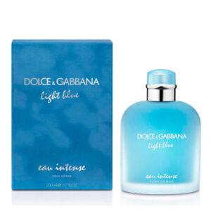 Men's Perfume Light Blue Homme Intense Dolce & Gabbana EDP 50 ml