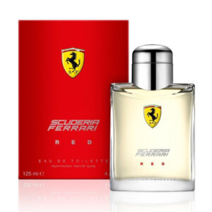 Men's Perfume Scuderia Ferrari Red Elie Saab EDT 125 ml