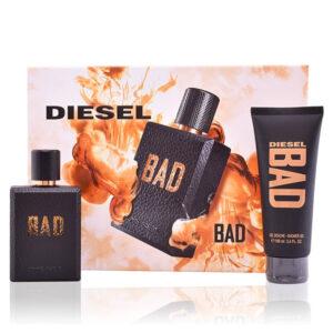 Conjunto de Perfume Homem Bad Diesel (2 pcs) 75 ml