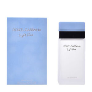 Perfume Mulher Light Blue Pour Femme Dolce & Gabbana EDT (200 ml)