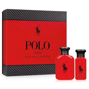 Conjunto de Perfume Homem Polo Red Ralph Lauren (2 pcs)