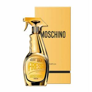 Perfume Mulher Fresh Couture Gold Moschino EDP 50 ml