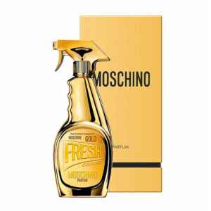 Perfume Mulher Fresh Couture Gold Moschino EDP 100 ml