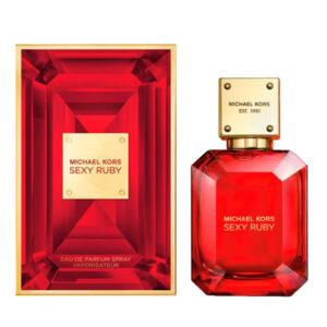 Perfume Mulher Sexy Ruby Michael Kors EDP 100 ml
