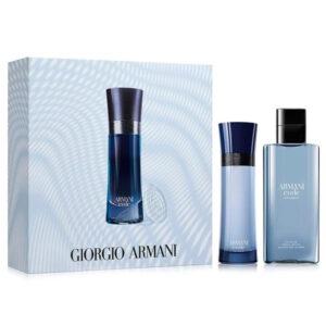 Conjunto de Perfume Homem Code Colonia Armani EDT (2 pcs)