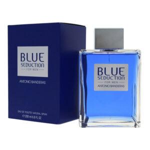 Perfume Homem Blue Seduction Antonio Banderas EDT (200 ml)