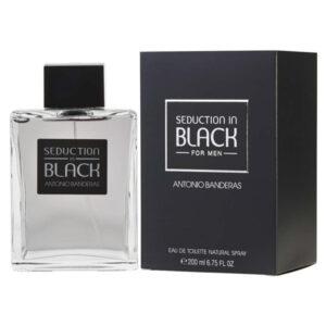 Perfume Homem Black Seduction Man Antonio Banderas EDT (200 ml)