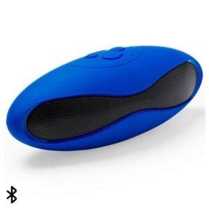 Altifalante Bluetooth FM USB 145154 Azul
