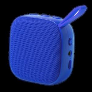 Altifalante Bluetooth 3W Azul