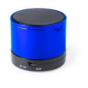 Altifalante Bluetooth SD FM Micro USB 3W 144936 Azul