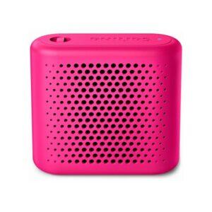 Altifalante Bluetooth sem fios Philips BT-55P/00 2W Cor de Rosa
