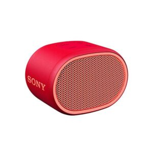 Altifalante Bluetooth sem fios Sony SRS-XB01 Vermelho