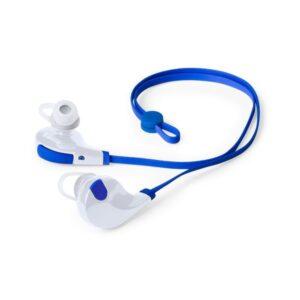 Auriculares Bluetooth para prática desportiva 145070 Azul